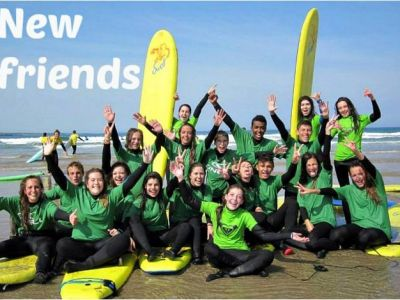 ANGLÈS I SURF 2018