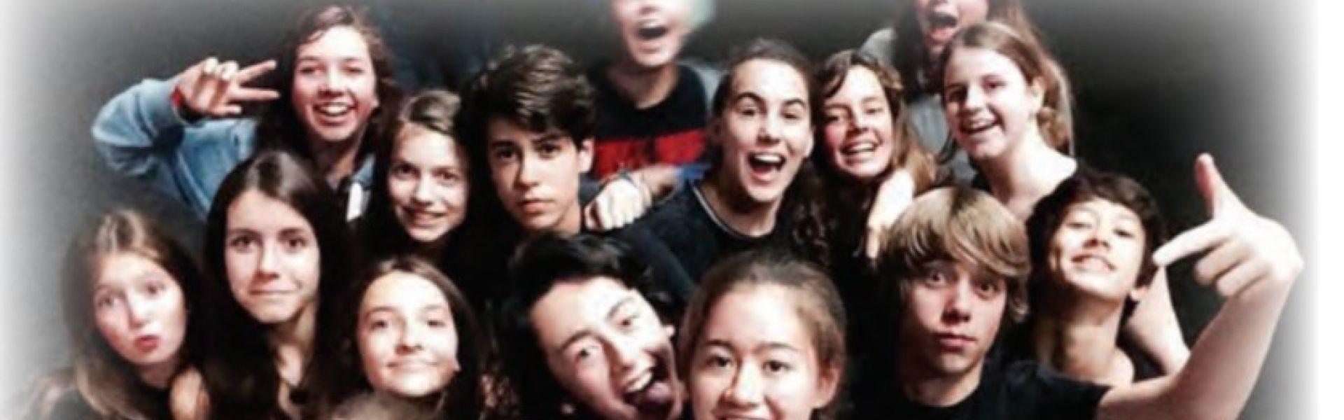 THEATRE CAMP 2020( amb nens anglesos)